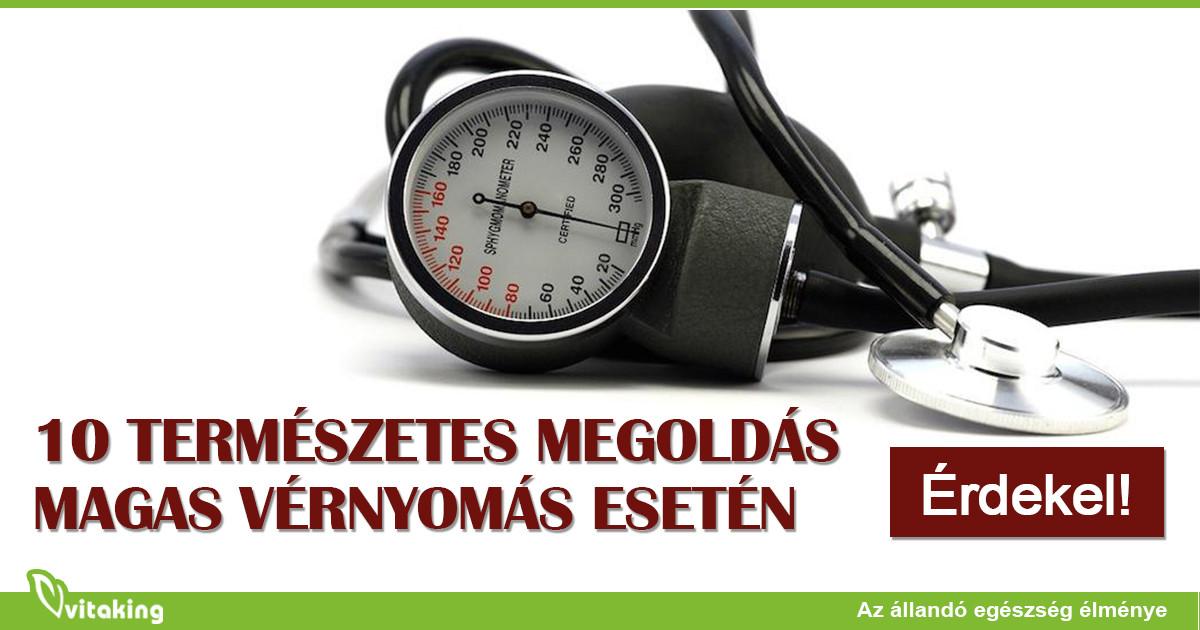 Magas vérnyomás | Health First Europe
