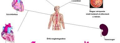 magas vérnyomás felnőtteknél magas vérnyomás komplex kezelése