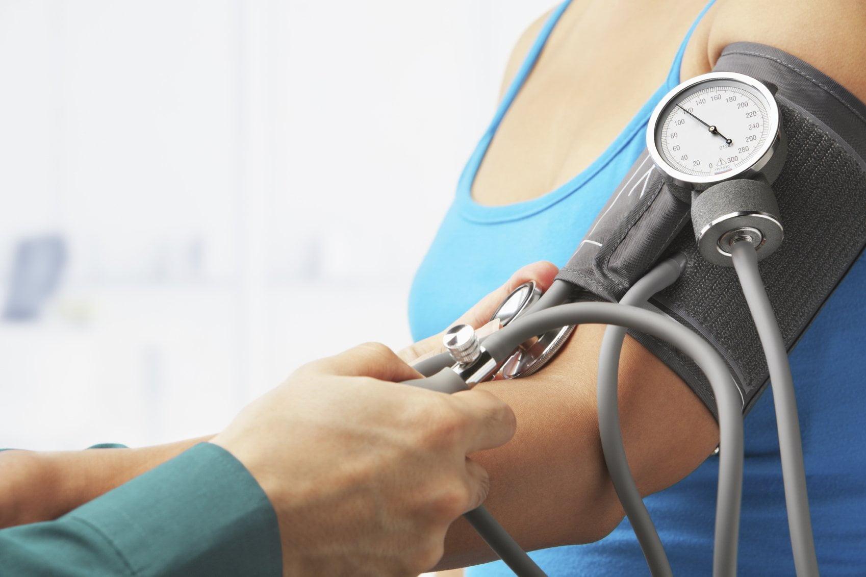 Agykárosodás magas vérnyomás következtében