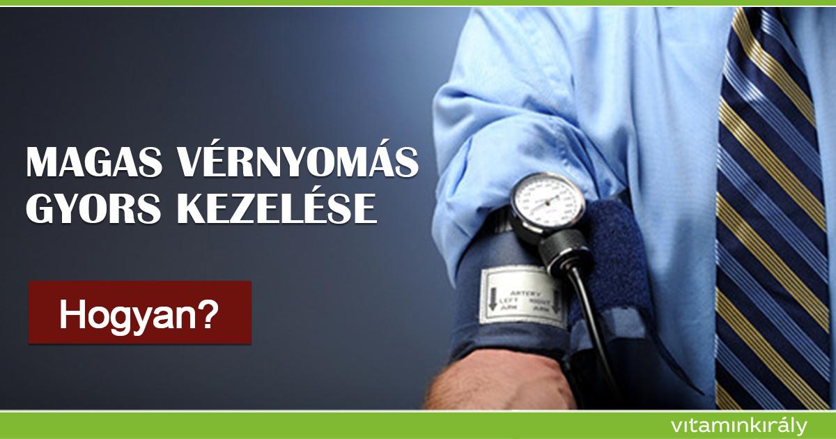 a magas vérnyomás gyors kezelése magas vérnyomás kezelése eszközökkel