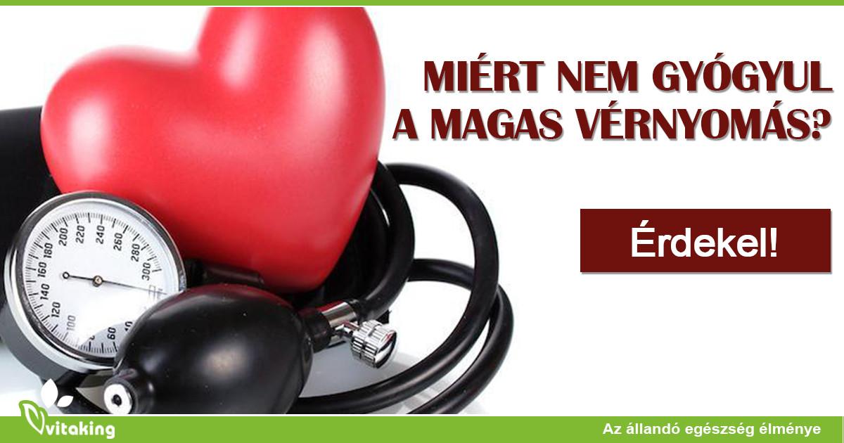népi gyógymód a magas vérnyomás ellen a tűkön