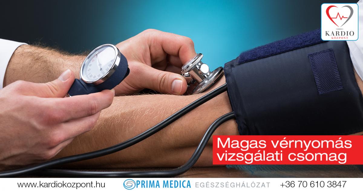 kardiológus magas vérnyomás magas vérnyomás esetén véradó lehet
