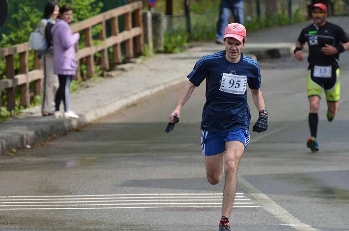 hipertóniával fut 50 év után