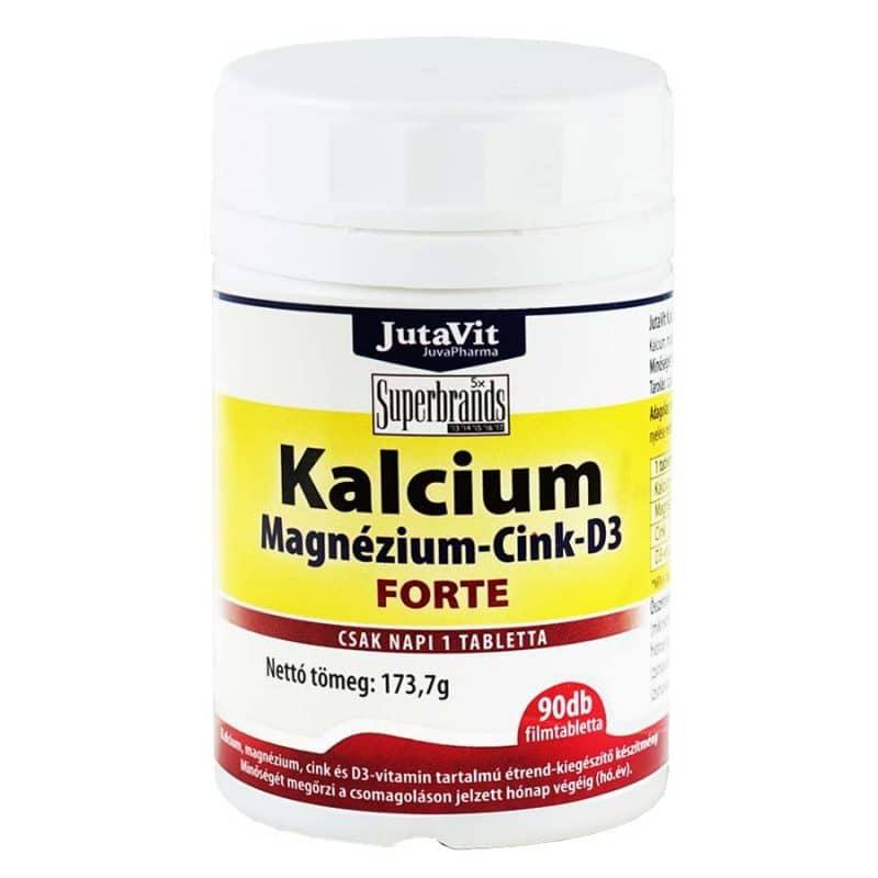 kalcium-magnézium magas vérnyomás esetén magas vérnyomás kezelés testneveléssel