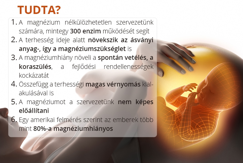 magas vérnyomású magnézium esetén