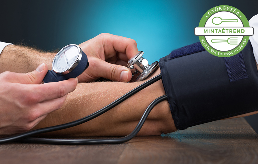 módszerek és alkalmazások a magas vérnyomás ellen Batmanghelija magas vérnyomás