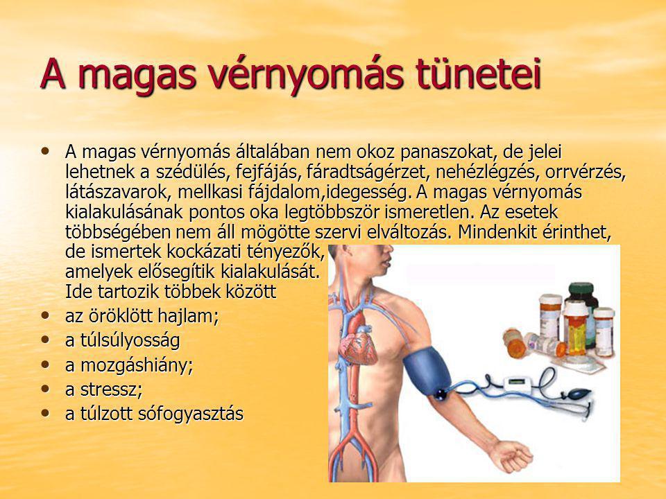 Ezért olyan veszélyes a magas vérnyomás - A magas vérnyomásra utaló jelek - muvkozpont.hu